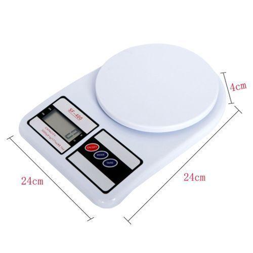 Balance de Cuisine Électronique 10Kg