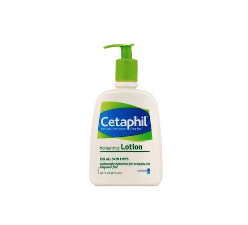 Cetaphil Lait hydratant sans Parfum